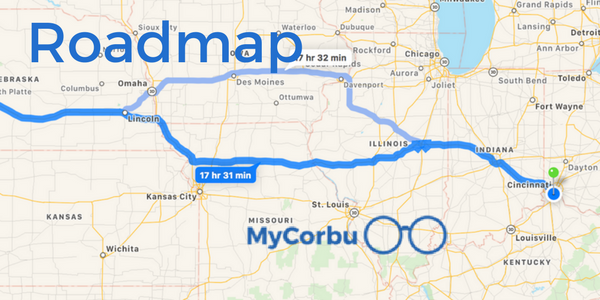 MyCorbu Roadmap